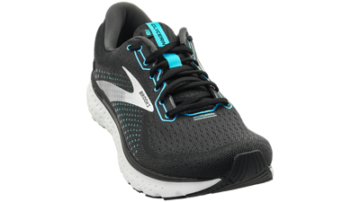 Brooks Glycerin 18 Black/Atomic Blue/White