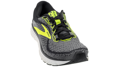 Brooks Glycerin 18 Nightlife black/yellow