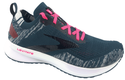 Brooks Levitate 4 Navy/Black/Pink