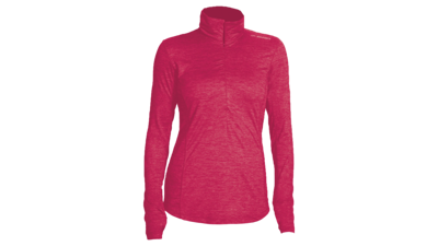 Brooks Women's Dash 1/2 zip navy