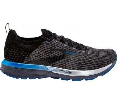 Brooks Ricochet 2 black/grey/blue