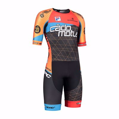 Cádomotus Aero inline speedsuit World team
