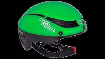 Cádomotus Omega aero helm Neon Green