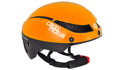 Cádomotus Omega aero helm Orange