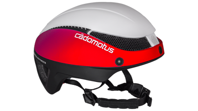 Cádomotus Omega aero helm world team 2020 Red, Black & white