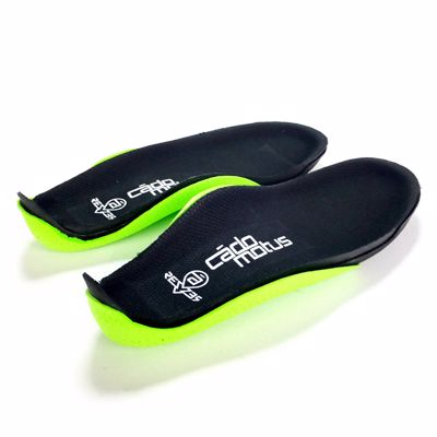 Cádomotus Resizer 3-in-1 Insoles for skates