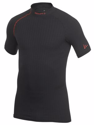 Craft Active extreme shortsleeve black/lava