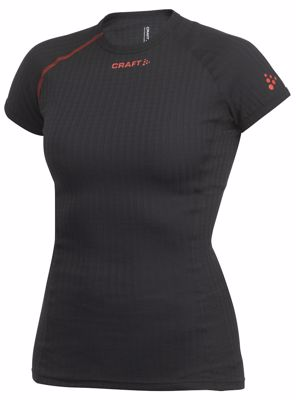 Craft Active Extreme Shirt Women black/lava