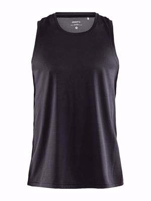 Craft Eaze Singlet M Black