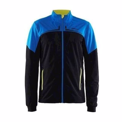 Craft Intensity Jacket Men Black/Ray