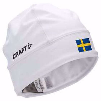 Craft Light Thermal Hat white Sweden