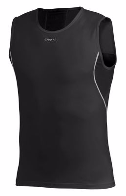Craft Pro Cool Sleeveless Shirt schwarz
