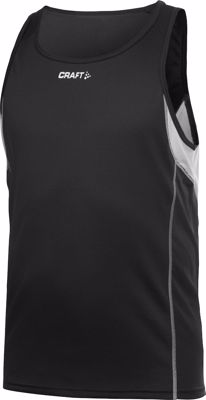 Craft T&F Singlet Men