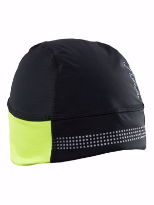Craft shelter bonnet coupe vent noir/fluo jaune