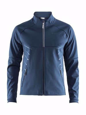 Craft Warm train jacket Tide