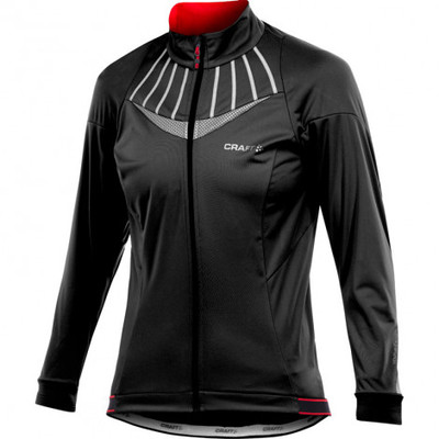 Craft PXC storm jacket woman  Zwart