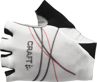 Craft Performance bike glove white