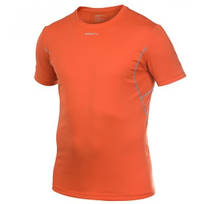 Craft Pro Cool Tee Mesh Fluorange