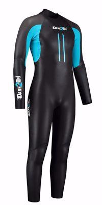 Dare2Tri MACH2 woman wetsuit
