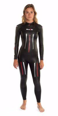 Dare2Tri Mach3S7 Dames wetsuit