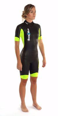 Dare2Tri SwimRun GO wetsuit Woman