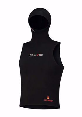 Dare2Tri Unisex Keep warm Hooded vest