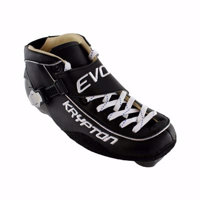 EVO Krypton skeelerschoen black