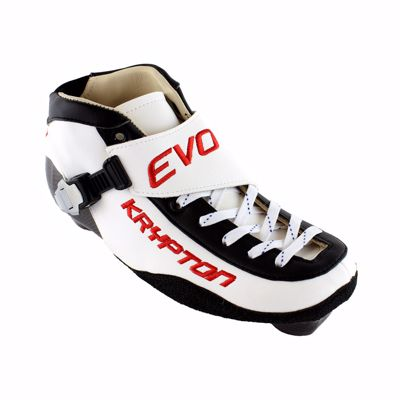 EVO Krypton inline shoe white