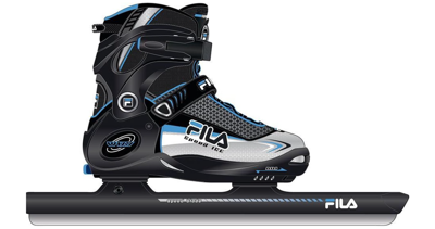 Fila Wizy Ice Speed Combinoor (verstelbaar) Black/silver/light blue