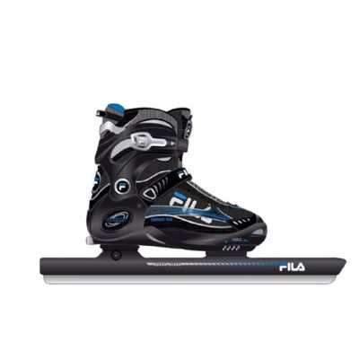 Fila wizy Ice Speed Combi (adjustable) black/blue