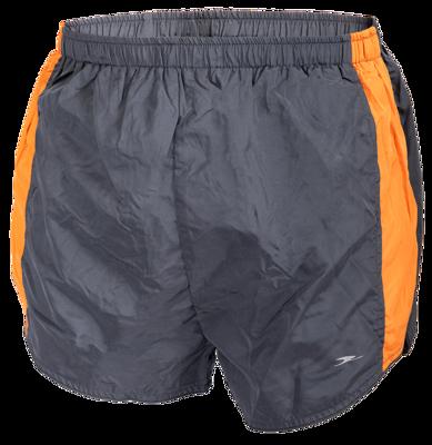 Short athlé Firenze grey/orange