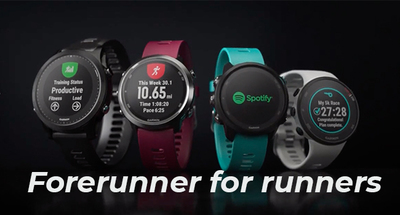 GarminForerunner 245