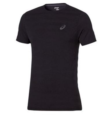 Asics FuzeX Seamless Tee 129927 0904 Performance Black Men