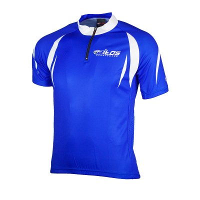 Aitos Grant wielershirt Kobalt/Wit
