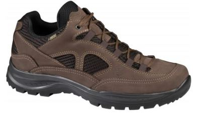 Hanwag Gritstone Wide GTX light brown