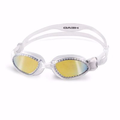 Head Goggle Superflex Mid Mirrored