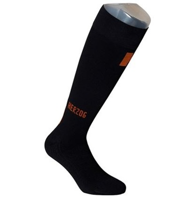 Herzog Compression Long Socks Black