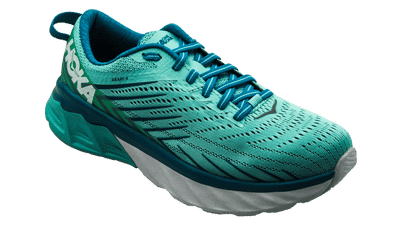 Hoka One One Arahi 4 Antigua Sand / Caribbean Sea
