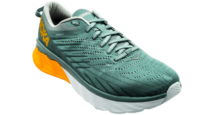 Hoka One One Arahi 4 Lead / Lunar Rock