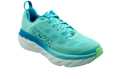 Hoka One One Bondi 6 antigua Sand/Caribbean Sea