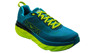 Hoka One One Bondi 6 Carribean Sea / Storm Blue