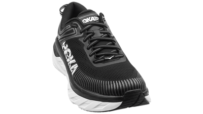 Hoka One One Bondi 7 Black/White