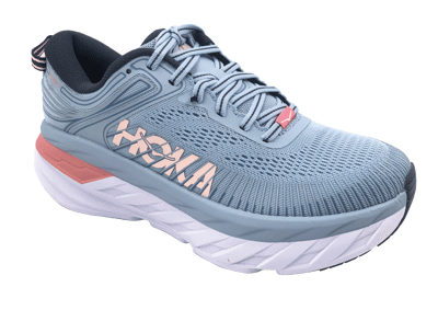 Hoka One One Bondi 7  Blue Fog / Ombre Blue