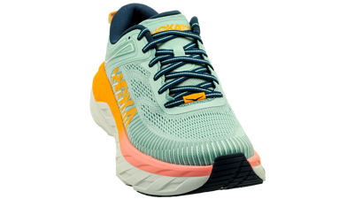 Hoka One One Bondi 7 Blue Haze/Black Iris