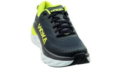 Hoka One One Bondi 7 Odyssey Grey/Deep Well