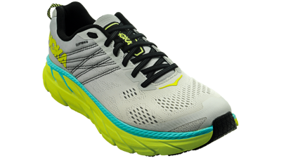 Hoka One One Clifton 6 Lunar Rock / Nimbus Cloud