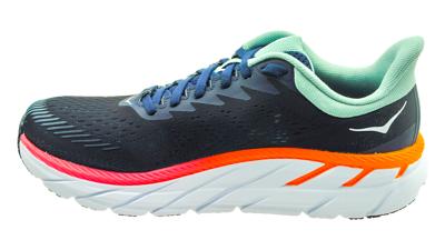 Hoka One One Clifton 7 Black Iris/Blue Haze