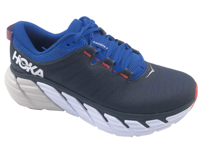 Hoka One One Gaviota 3 Black Iris / Turkish Sea