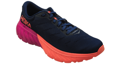 Hoka One One Mach 2 medieval blue / very berry