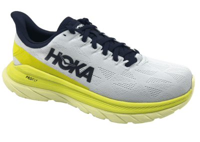 Hoka One One Mach 4 Blue Flower / Citrus